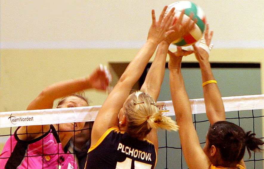Sportside.be, votre équipementier sportif en volleyball